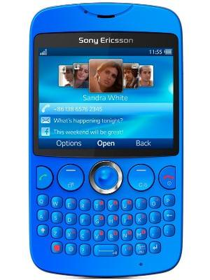 Sony Ericsson Txt Price