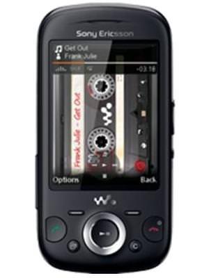 Sony Ericsson W20 Price