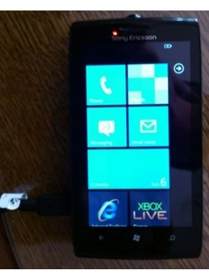 Sony Ericsson Windows Phone 7 Price