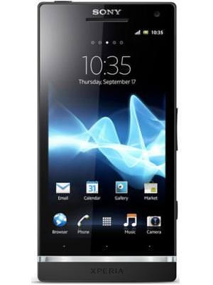 Sony Ericsson Xperia Nozomi Price