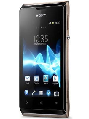 Sony Xperia E dual Price
