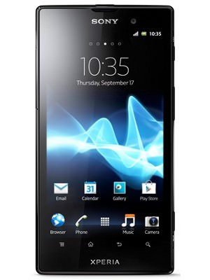 Sony Xperia Ion LTE Price