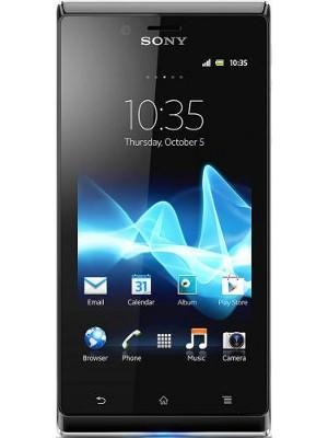 Sony Xperia J Price