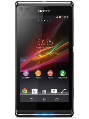 Sony Xperia L Price