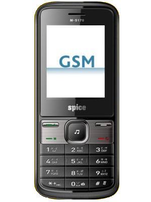 Spice M-5170 Price