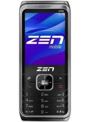 Zen M75 Price