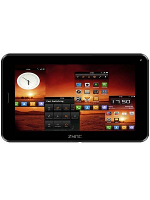 Zync Z99 2G Calling Tablet Price